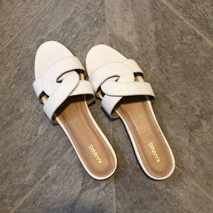 Kaanas Santorini Infinity Sandals
